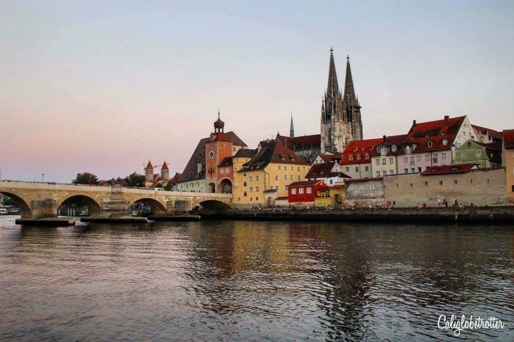 The Historic Town of Regensburg, Bavaria, Germany - California Globetrotter