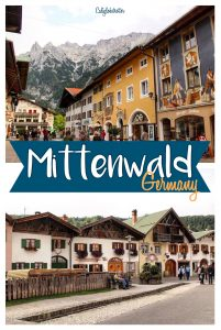 Mittenwald, Germany - California Globetrotter