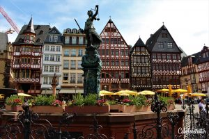 The Most Picturesque Half-timbered Towns in Germany - Frankfurt - California Globetrotter