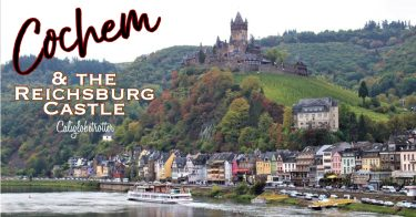 Cochem & the Reichsburg Castle   Mosel Valley Attractions   What to do in the Mosel Valley   Cochem Travel Guide   What to do in Cochem   Unique German Castles   Castles in Germany   Autumn in Germany   Top Places to Visit in Germany   #Cochem #Germany #GermanCastles - California Globetrotter