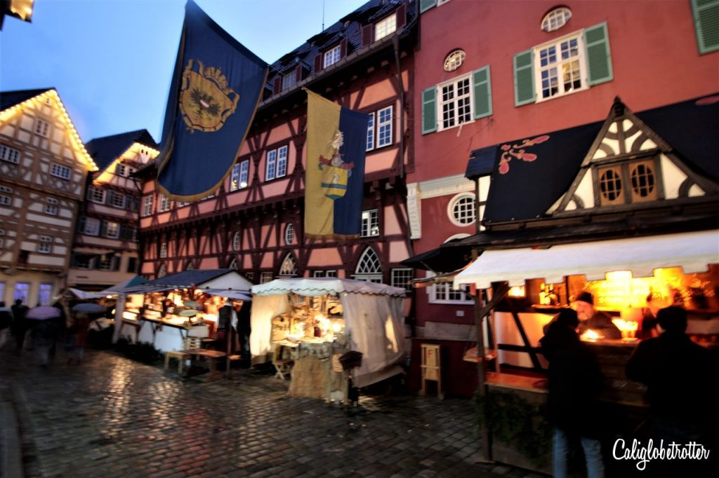 Germany's Magical Christmas Markets - Esslingen Medieval Christmas Market - Germany - California Globetrotter