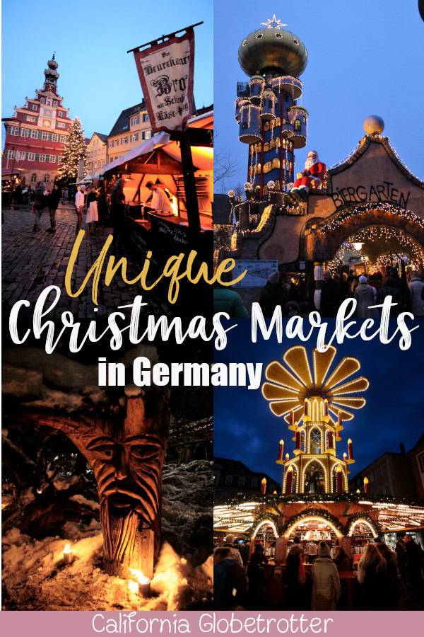 Germany's Magical Christmas Markets | German Christmas Markets | Christmas Markets in Germany | Deutsche Weihnachtsmarkts | Christmas Markets in Southern Germany | Southern Germany Christmas Markets | Unique Christmas Markets | Medieval Christmas Markets | Popular Christmas Markets | European Christmas Markets | #Germany #ChristmasMarkets #Europe - California Globetrotter