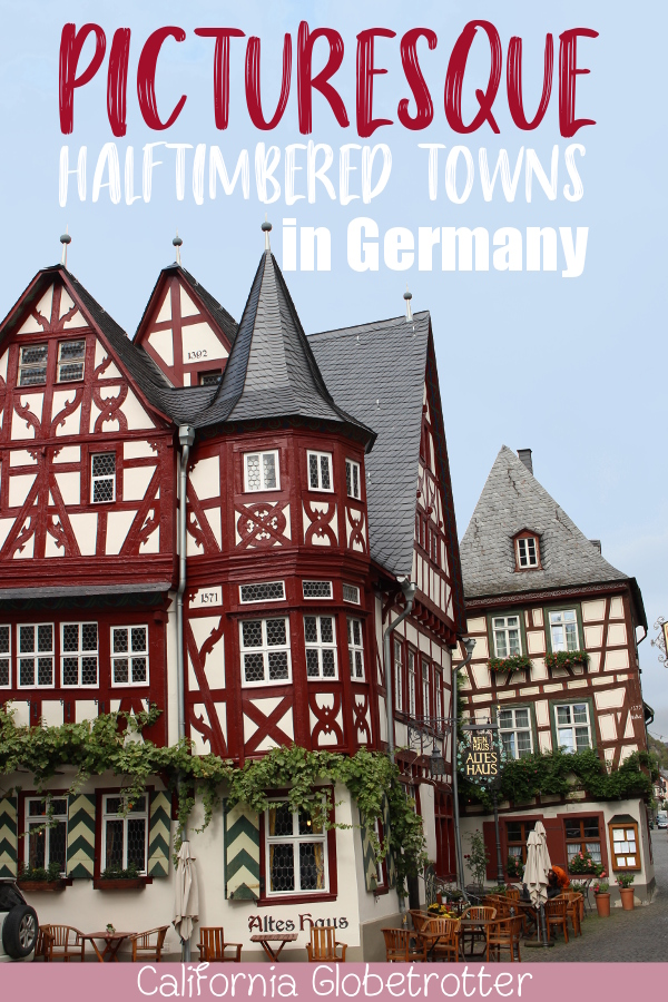 The Most Picturesque Half-timbered Towns in Germany | Fairytale Towns in Germany | Disney-esque Towns in Germany | Small Towns in Germany | Disney Fairytale Towns | Small Towns vs Big Cities in Germany | Top Places to Visit in Germany | Small Towns to Visit in Germany | Fachwerkstäte | Deutsche Fachwerkstraße | #Germany #Halftimbered - California Globetrotter