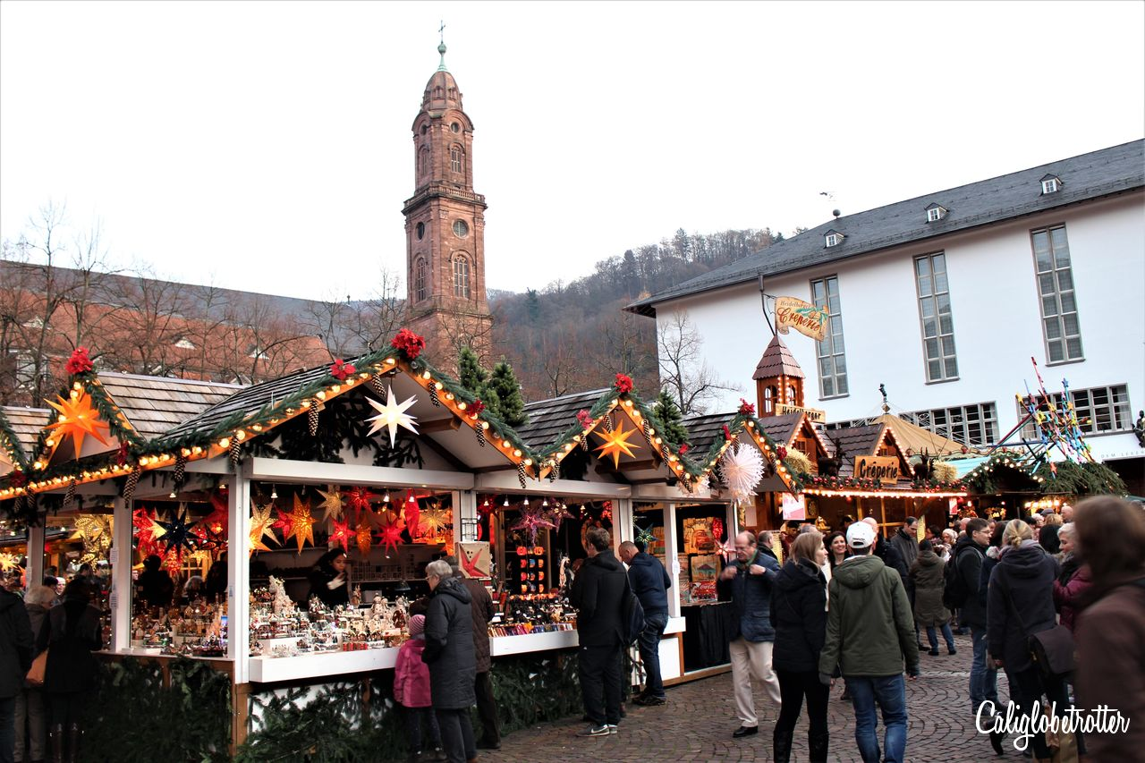 Heidelberg Christmas Market, Germany | Heidelberg Weihnachtsmarkt | Germany's Magical Christmas Markets | German Christmas Markets | Christmas Markets in Germany | Deutsche Weihnachtsmarkts | Christmas Markets in Southern Germany | Southern Germany Christmas Markets | Unique Christmas Markets | Medieval Christmas Markets | Popular Christmas Markets | European Christmas Markets | #Germany #ChristmasMarkets #Europe - California Globetrotter