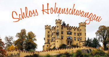 Schloss Hohenschwangau | Why You Should Visit Schloss Hohenschwangau when visiting Schloss Neuschwanstein | Castles in Germany | Bavarian Castles | German Castles | Bavarian Alps | Best Day Trips from Munich | Top Attractions in Germany | Where to go in Bavaria | #SchlossHohenschwangau #Bavaria #Germany #Deutschland - California Globetrotter