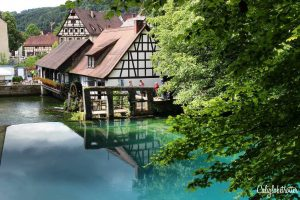 The Most Picturesque Half-timbered Towns in Germany - Blaubeuren - California Globetrotter