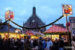 Exploring Nuremberg's Christkindlmarkt | Nuremberg Christmas Market | Nürnberg Weihnachtsmarkt | Nuremberg Christmas Market Opening Ceremony | What to do Nuremberg Christmas Market | Best Christmas Markets in Germany | World Famous Christmas Market | Christkindlmarkt Nürnberg | #Nuremberg #Nürnberg #Bavaria #Germany - California Globetrotter