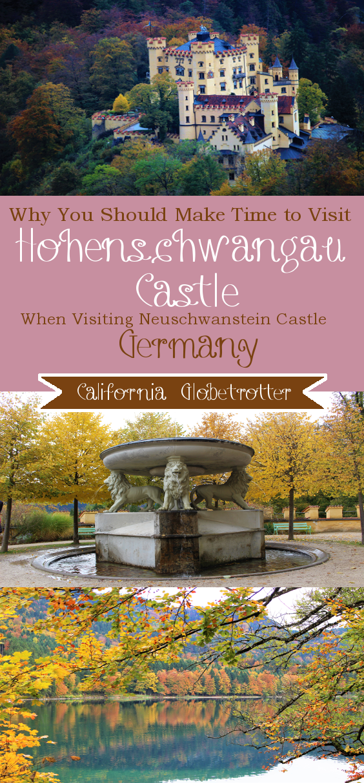 Schloss Hohenschwangau, Schwangau, Germany - California Globetrotter (0)