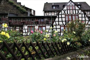 The Most Picturesque Half-timbered Towns in Germany - Bacharach - California Globetrotter