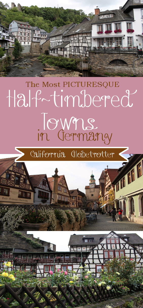 The Most PICTURESQUE Half-timbered Towns in Germany - California Globetrotter (0)