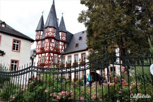 The Most Picturesque Half-timbered Towns in Germany - Rüdesheim am Rhein - California Globetrotter (1)
