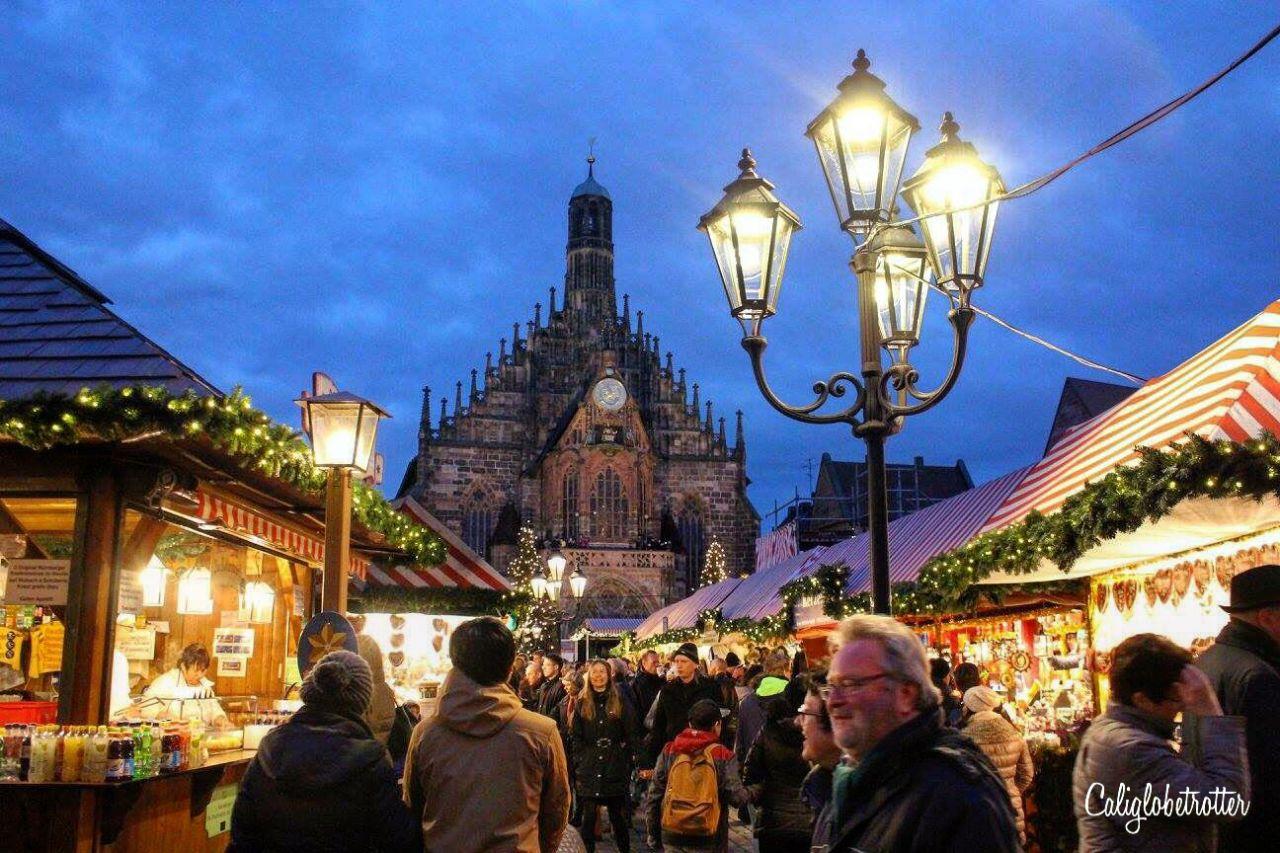 Exploring Nuremberg's Christmas Market - California Globetrotter