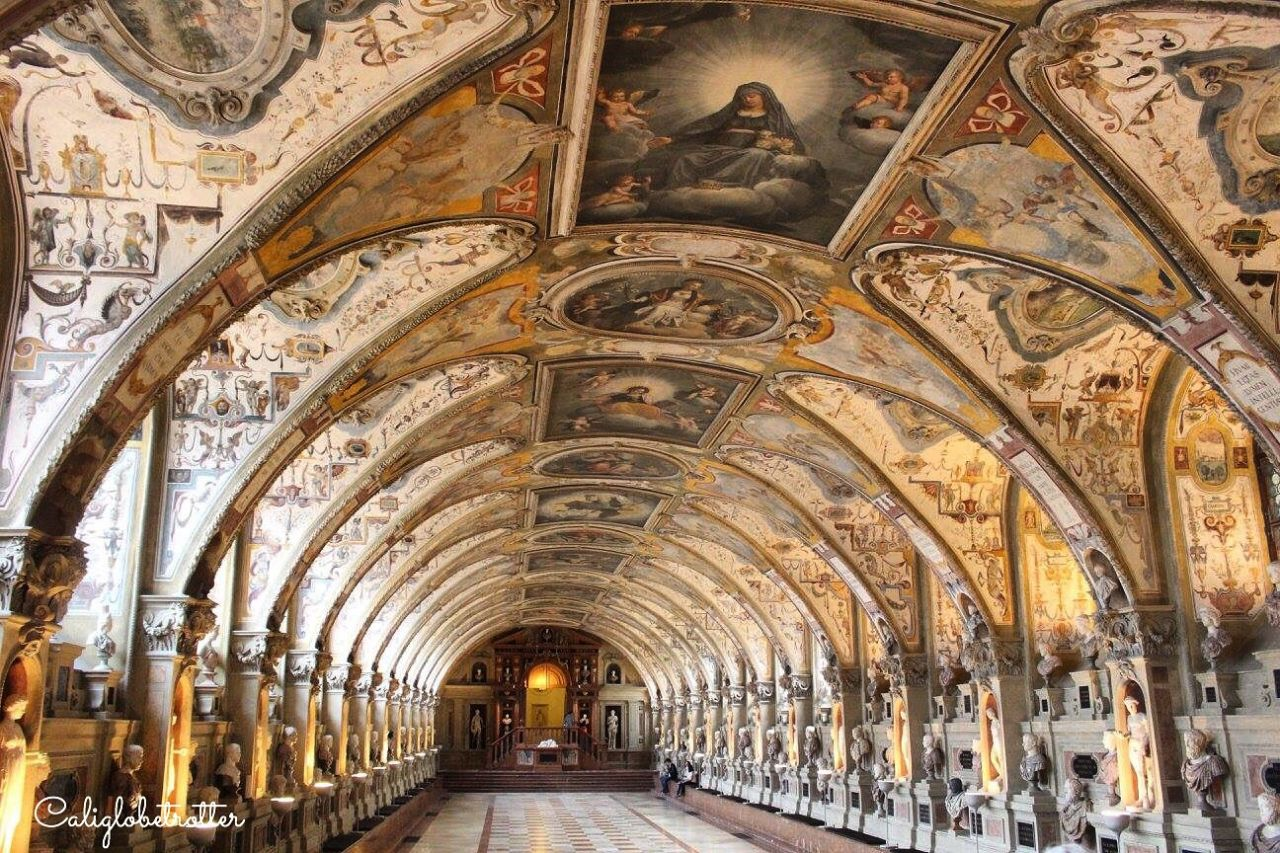 Munich, Germany - the Residenz - California Globetrotter