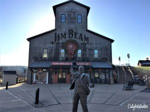 A COMPLETE Guide to the Kentucky Bourbon Trail - JIm Beam American Stillhouse - California Globetrotter