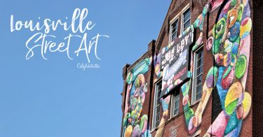 Where to Find Street Art in Louisville, Kentucky | Street Art in Downtown Louisville | Street Art in the Highlands | Street Art in NuLu | Wall Murals in Louisville | Louisville Street Art | Louisville Wall Art | Best Street Art in Kentucky | Street Art in USA | American Street Art | #Louisville #Kentucky #USA - California Globetrotter