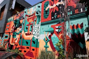 Where to Find Street Art in Louisville, Kentucky | Street Art in Downtown Louisville | Street Art in the Highlands | Street Art in NuLu | Wall Murals in Louisville | Louisville Street Art | Louisville Wall Art | #Louisville #Kentucky #USA - California Globetrotter