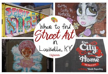 Where to find Street Art in Louisville, KY - California Globetrotter