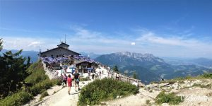 ULTIMATE List of day Trips from Munich -Kehlsteinhaus (eagle's Nest) - Berchtesgaden, Bavaria, Germany - California Globetrotter