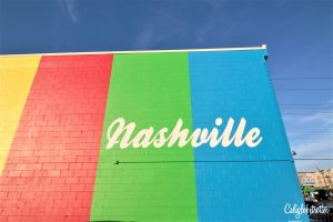 Where to Find Street Art in Nashville, Tennessee | Wall Murals in Nashville | Top Wall Murals in Nashville | Downtown Nashville Street Art | Nashville Wall Art | Nashville Wings Mural | I Believe in Nashville | Make Music Not War mural | Nashville's Most Instagrammable Spots | Instagram Guide to Nashville | East Nashville Wall Murals - California Globetrotter
