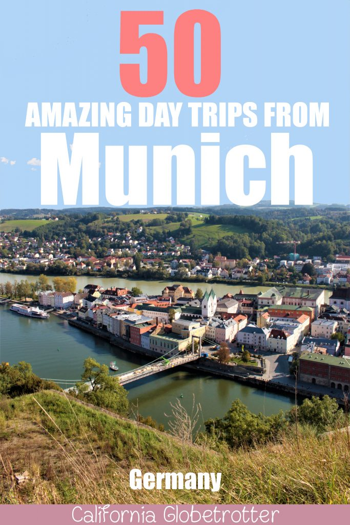The ULTIMATE List of Day Trips from Munich | Cities Near Munich to Visit | Day Excursions from Munich | Trips from Munich by Car | Weekend Trips from Munich | Best Day Trips from Munich | Top Places to Visit in Bavaria | European Cities Near Munich | Unique Day Trips from Munich | Things to do Outside of Munich | Best Places to Visit from Munich | Day Trips to Austria from Munich | Day Trips to Czech Republic from Munich | #Munich #Bavaria #Germany - California Globetrotter