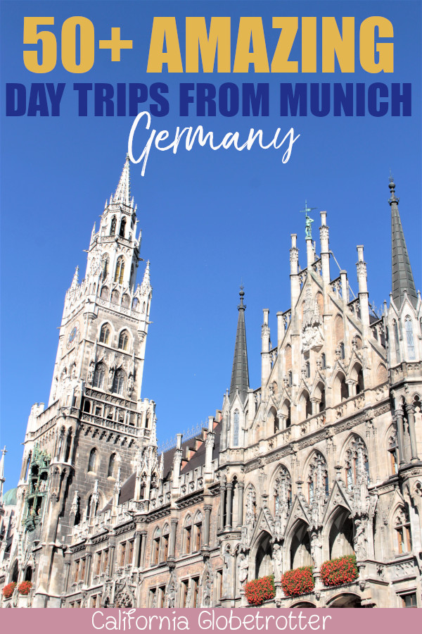 The ULTIMATE List of Day Trips from Munich   Cities Near Munich to Visit   Day Excursions from Munich   Trips from Munich by Car   Weekend Trips from Munich   Best Day Trips from Munich   Top Places to Visit in Bavaria   European Cities Near Munich   Unique Day Trips from Munich   Things to do Outside of Munich   Best Places to Visit from Munich   Day Trips to Austria from Munich   Day Trips to Czech Republic from Munich   #Munich #Bavaria #Germany - California Globetrotter