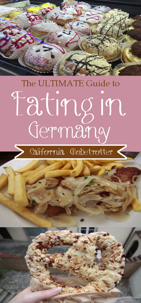 The ULTIMATE Foodie Guide to Germany | Eating in Germany | What to Eat in Germany | Traditional German Food | German Cuisine | Strange German Foods | German Holiday Foods | Popular German Foods | Delicious German Cuisine | Foodie Guide to Germany | Germany Foodie Guide | #Germany #GermanFood #Foodie - California Globetrotter (0)