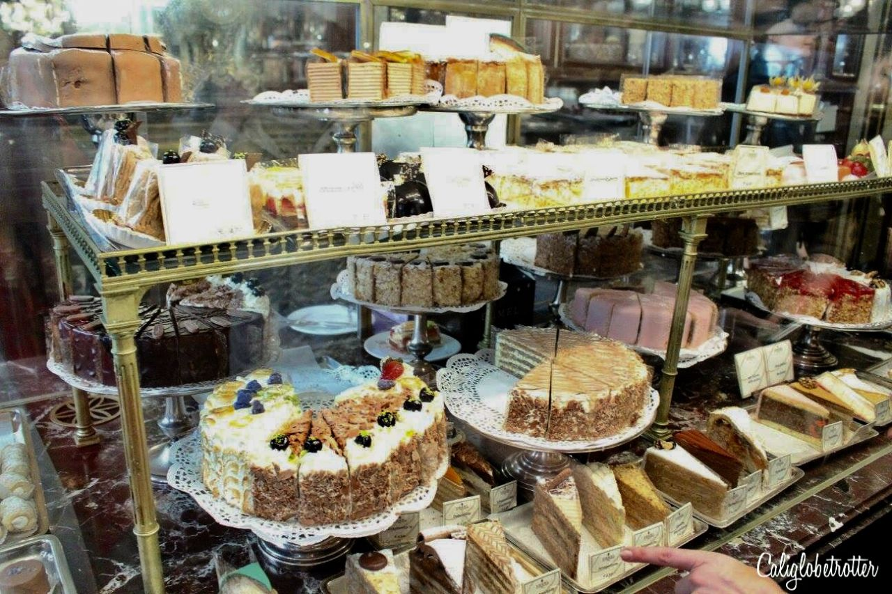A Delicious Guide to Coffee & Cake in Vienna, Austria - California Globetrotter