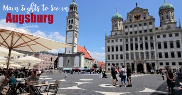 Main Sights to See in Augsburg, Bavaria, Germany | Day Trips from Munich | Best of Bavaria | Cities to Visit in Bavaria | Bavarian Cities | Things to do in Augsburg | Cities to Visit on Germany's Romantic Road | Visit Augsburg | Unique Places to go in Bavaria | #Augsburg #Bavaria #Germany #Europe - California Globetrotter