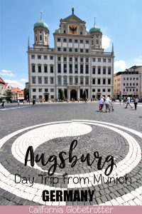 Main Sights to See in Augsburg, Bavaria, Germany   Day Trips from Munich   Best of Bavaria   Cities to Visit in Bavaria   Bavarian Cities   Things to do in Augsburg   Cities to Visit on Germany's Romantic Road   Visit Augsburg   Unique Places to go in Bavaria   #Augsburg #Bavaria #Germany #Europe - California Globetrotter