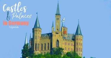 Castles & Palaces in Germany | Castles in Germany | Palaces in Germany | Schloss or Burg? | Historic Castles in Germany | Southern Germany Castles | Day Trips from Munich | Day Trips from Frankfurt | Unique Castles to Visit in Germany | #Germany #GermanCastles - California Globetrotter