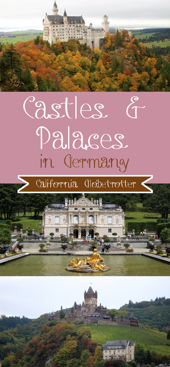 Castles & Palaces in Germany - California Globetrotter (0)