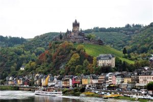 Castles & Palaces in Germany - Cochem & the Reichsburg Castle