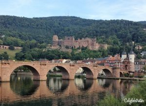 Castles & Palaces in Germany - Heidelberg Castle - California Globetrotter