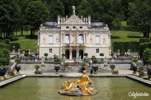 Castles in Germany - Schloss Linderhof, Bavaria - California Globetrotter