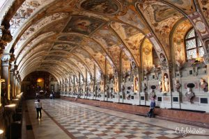Castles & Palaces in Germany - Munich Residenz - California Globetrotter