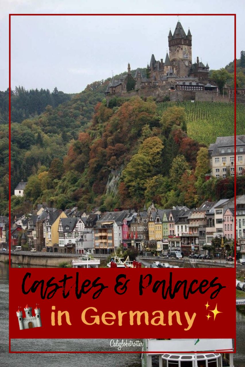 Castles & Palaces in Germany - California Globetrotter (1)