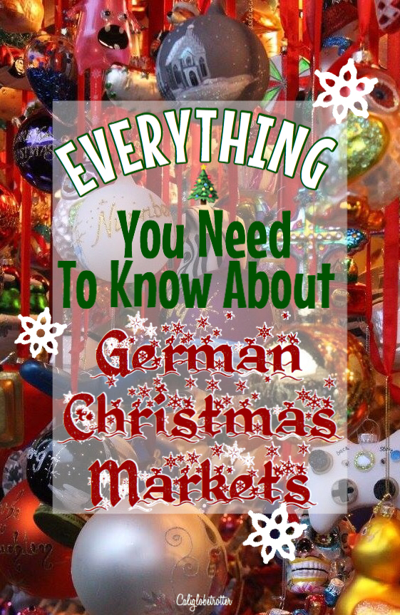 Everything You Need to Know About German Christmas Markets | What to buy at Christmas Markets | What to eat at Christmas Markets | Best Christmas Markets to Visit in Germany | Unique Christmas Markets to Visit | Top Christmas Markets to Visit in Southern Germany | Tips for Visiting German Christmas Markets | Guide to German Christmas Markets | Deutsche Weihnachtsmarkts | Regensburg Christmas Market | #Germany #ChristmasMarkets #Weihnachtsmarkt - California Globetrotter