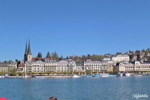 Lake Lucerne & Mount Rigi-Kulm | Day Excursions in Lucerne | What to do in Lucerne | Exploring the Swiss Alps | Boat Excursions in Lucerne | Cogwheel rides on Mount Rigi-Kulm | Ultimate Swiss Experience | Family-friendly activities in Lucerne | Affordable Excursions in Lucerne | Budget-friendly Guide to Mount Rigi-Kulm | Visit Switzerland in Spring | Best Places to go in Switzerland | Hiking in Switzerland | #Lucerne #MountRigiKulm #RigiKulm #Switzerland - California Globetrotter