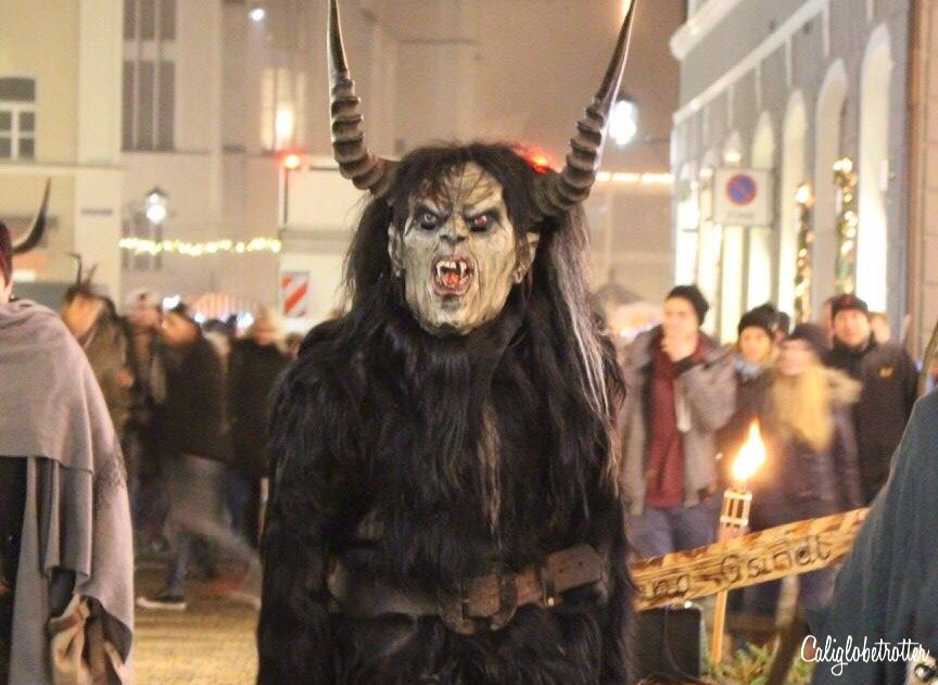 Krampus - Christmas Markets - California Globetrotter