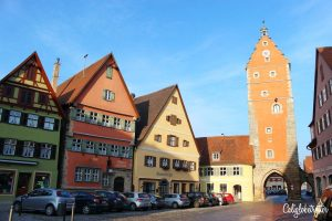 The Best of Germany's Romantic Road - Dinkelsbühl - Romantic Road Itinerary - The Best Stops Along the Romantic Road - Medieval Walled Towns - Romantic Road Tour - Driving the Romantic Road - Romantische Strasse - Where to stop on the Romantic Road - California Globetrotter