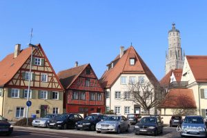 The Best of Germany's Romantic Road - Nördlingen - Romantic Road Itinerary - The Best Stops Along the Romantic Road - Medieval Walled Towns - Romantic Road Tour - Driving the Romantic Road - Romantische Strasse - Where to stop on the Romantic Road - California Globetrotter