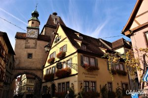 The BEST of Germany's Romantic Road - Rothenburg ob der Tauber - Romantic Road Itinerary - The Best Stops Along the Romantic Road - Medieval Walled Towns - Romantic Road Tour - Driving the Romantic Road - Romantische Strasse - Where to stop on the Romantic Road - California Globetrotter