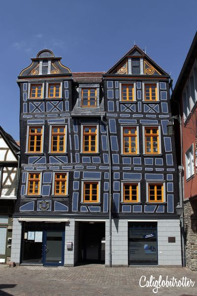 IDSTEIN, GERMANY The Cutest Day Trip from Frankfurt - CALIFORNIA GLOBETROTTER