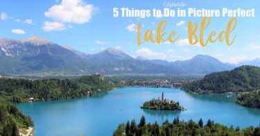 Picture Perfect Lake Bled, Slovenia | Most Beautiful Lake in Europe | Things to do in Slovenia | What to see in Slovenia | Hiking in Europe | Hiking Lake Bled | Rowing a boat in Lake Bled | Plenta Boats in Lake Bled | #LakeBled #Slovenia #Europe - California Globetrotter