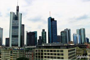 Superlatives of Germany - Frankfurt - California Globetrotter