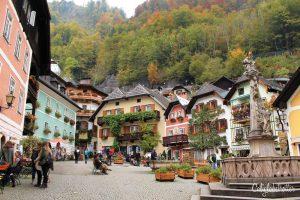 Celebrating 5 Years in Germany - Hallstatt, Austria - California Globetrotter
