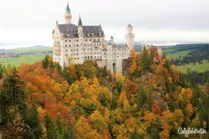 Celebrating 5 Years in Germany - Neuschwanstein Castle, Bavaria, Germany - California Globetrotter
