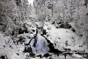 Superlatives of Germany - Triberg Waterfall Black Forest, Triberg Wasserfälle Schwarzwald - Germany - California Globetrotter