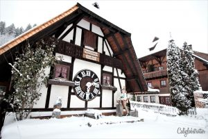 Superlatives of Germany: Schonach World's First Largest Cuckoo Clock, Black Forest - Schwarzwald Großteste Cuckoos Uhr, Germany - California Globetrotter