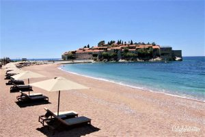 Celebrating 4 Years in Germany -  Sveti Stefan - California Globetrotter (2)